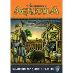 Agricola 5-6 players expansion (MAYFAIR HOBBY EDITION)
