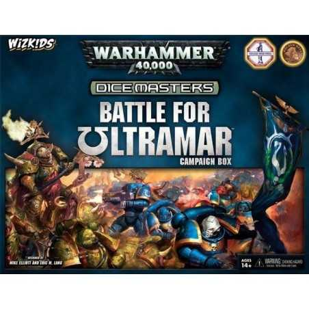 Warhammer 40,000 Dice Masters Battle for Ultramar Campaign Box (English)