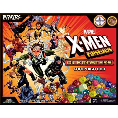 X-Men Forever Campaign Box Dice Masters