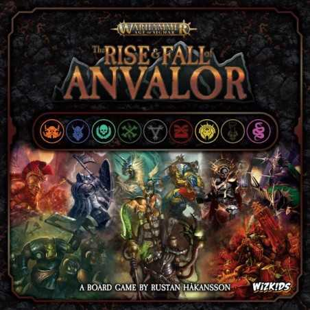 Warhammer Age of Sigmar The Rise & Fall of Anvalor