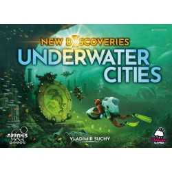 Underwater Cities Expansión New Discoveries