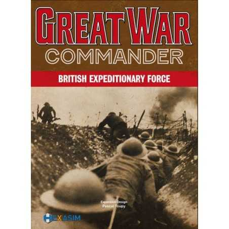 British Expediotionary Forcer Great War Commander Expansion