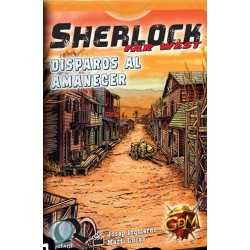 Serie Q Sherlock Far West Disparos Al Amanecer