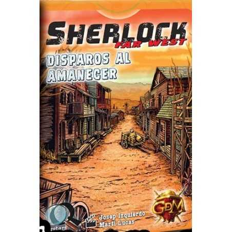 Serie Q Sherlock Far West Disparos Al Amanecer
