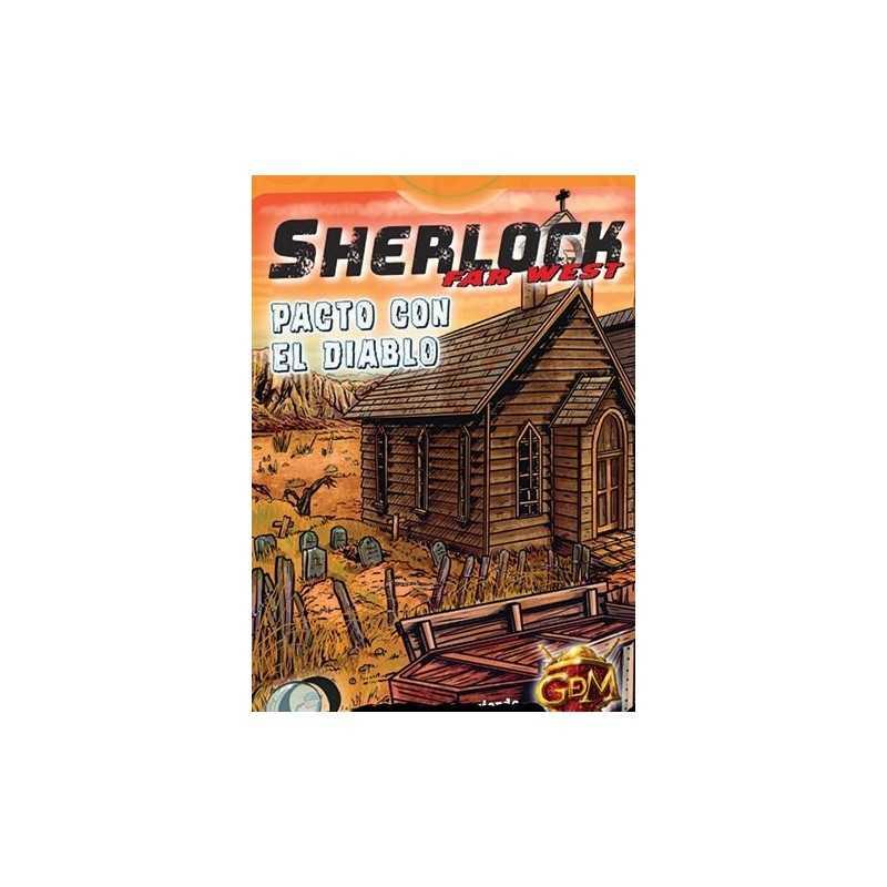 Serie Q Sherlock Far West Pacto Con El Diablo