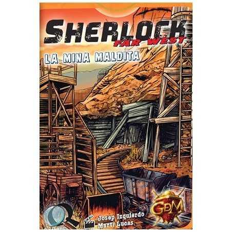 Serie Q Sherlock Far West La Mina Maldita