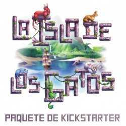 La Isla de los Gatos Paquete de Kickstarter