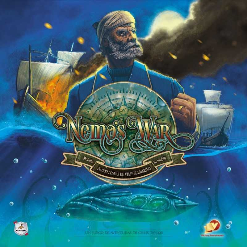 Nemo's War second edition