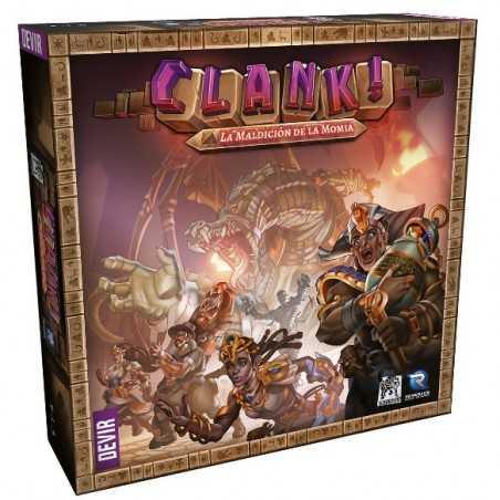 Clank! La maldición de la momia