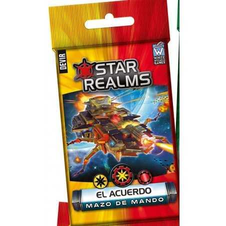 Star Realms Mazos de mando EL ACUERDO