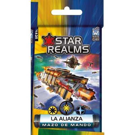 Star Realms Mazos de mando LA ALIANZA