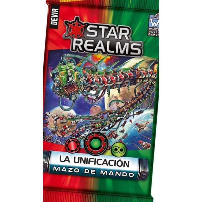 Star Realms Mazos de mando LA UNIFICACIÓN