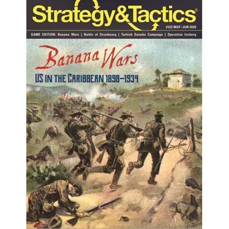 Strategy & Tactics 322 Banana Wars