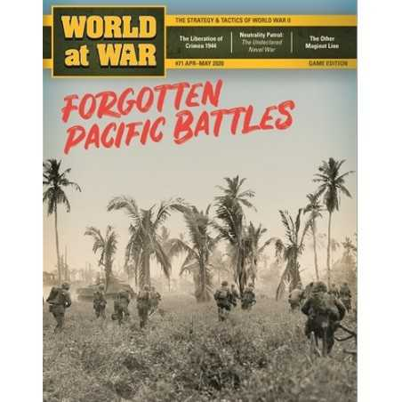 World at War 71 Forgotten Pacific Battles