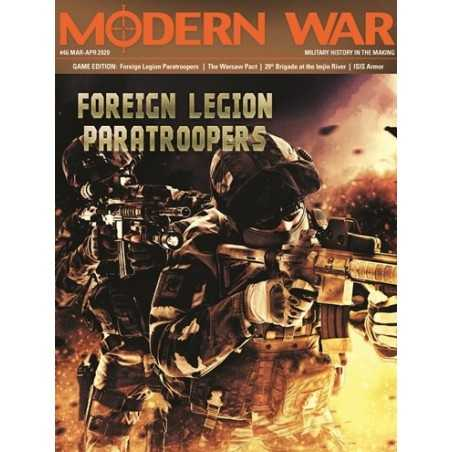 Modern War 46 Foreign Legion Paratrooper