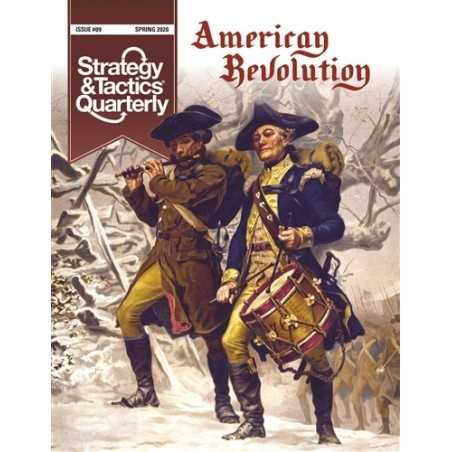 Strategy & Tactics Quarterly 9 American Revolution
