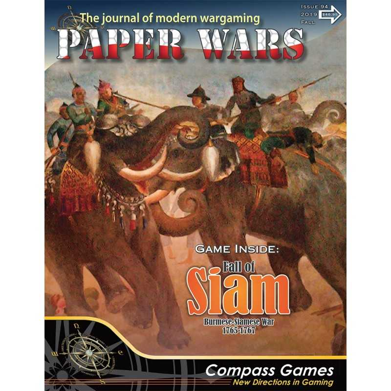 Paper Wars 94 Fall of Siam