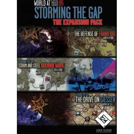 World At War 85 Vol. 1 Storming the Gap EXPANSION PACK
