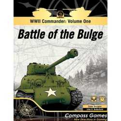 WWII Commander Volume One Battle Of The Bulge