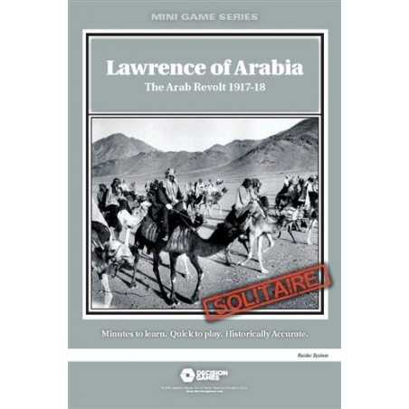 Lawrence of Arabia The Arab Revolt 1917-18
