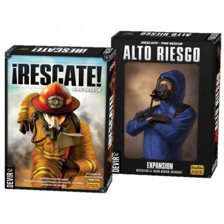 Lote Rescate + expansión Alto Riesgo