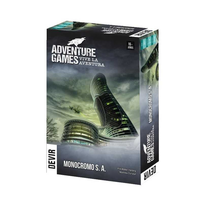 Adventure Games MONOCROMO