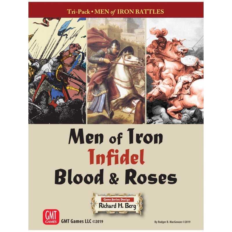 Men of Iron TriPack