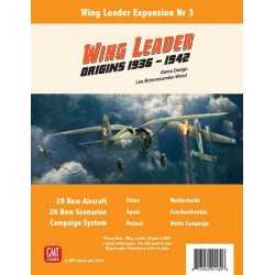 Wing Leader Expansion Origins, 1936-1942