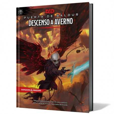 Descenso a Averno Dungeons and Dragons 5ªedición