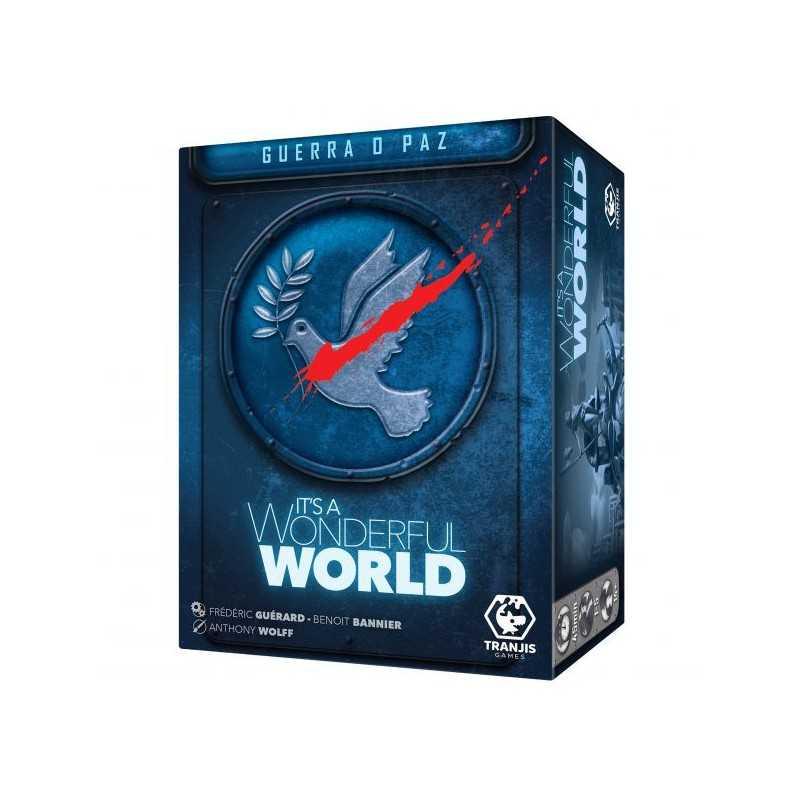 It's a Wonderful World Guerra o Paz