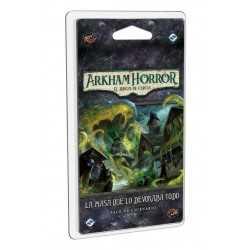 La masa que lo devoraba todo Arkham Horror el juego de cartas