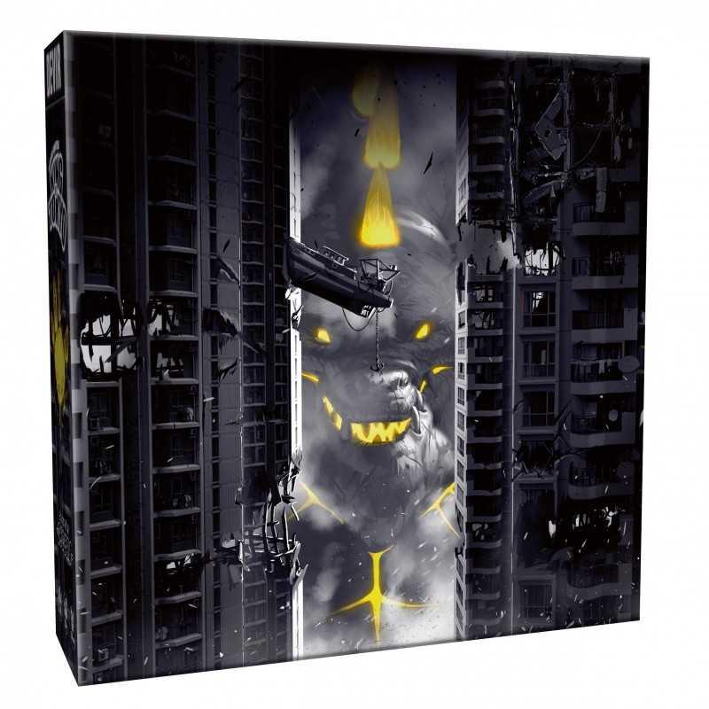 King of Tokyo Edición Oscura