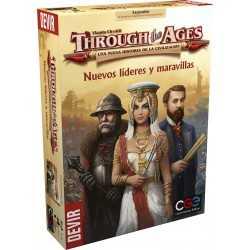 Through the Ages NUEVOS LIDERES Y MARAVILLAS