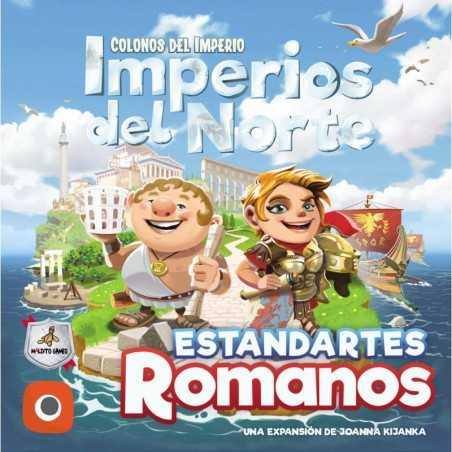 Estandartes Romanos IMPERIOS DEL NORTE Colonos del Imperio