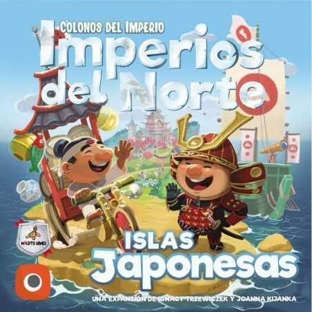 Islas Japonesas IMPERIOS DEL NORTE Colonos del Imperio