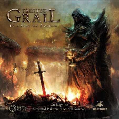 Tainted Grail La caída de Ávalon