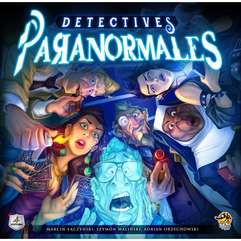 Detectives Paranormales