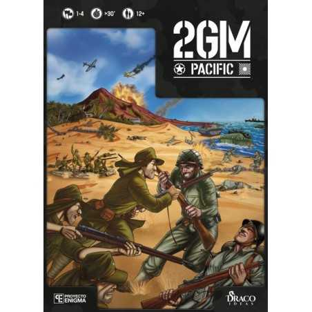 2GM PACIFIC (ENGLISH) Kickstarter edition