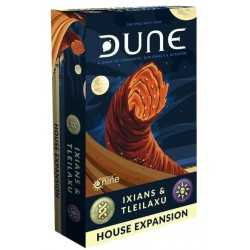 Ixians & Tleilaxu House DUNE expansion