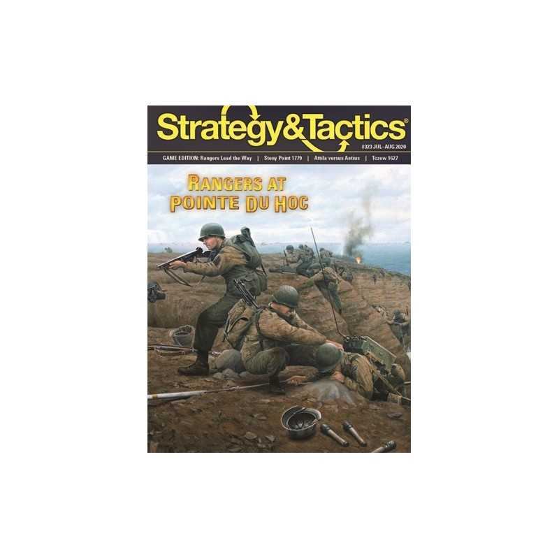 Strategy & Tactics 323 Rangers: Lead The Way