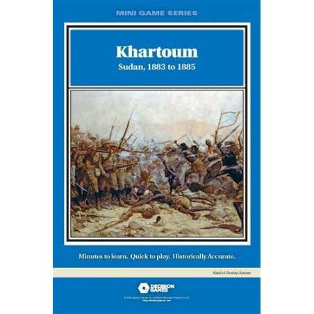 Khartoum Sudan, 1883 to 1885