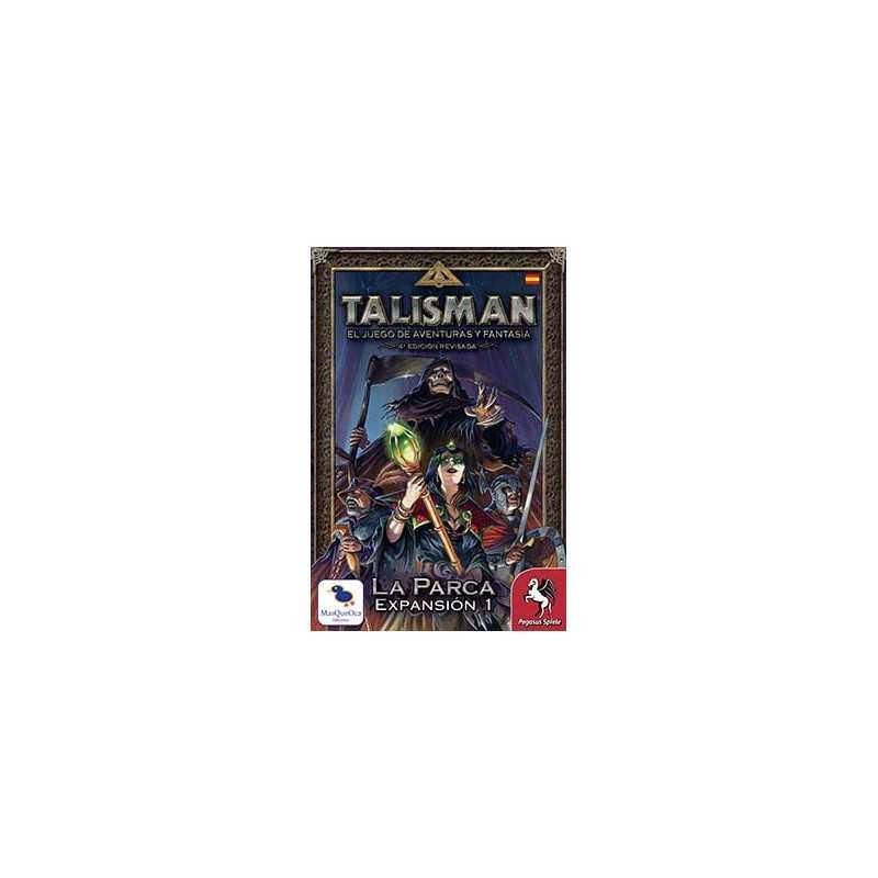 Talisman Expansión La Parca
