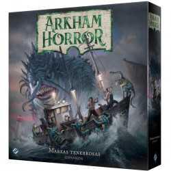 Mareas tenebrosas expansión Arkham Horror 3ª edición