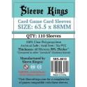 63.5 X 88 mm Fundas Sleeve Kings 110 units