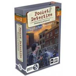 Pocket Detective Temporada 1 Caso 2
