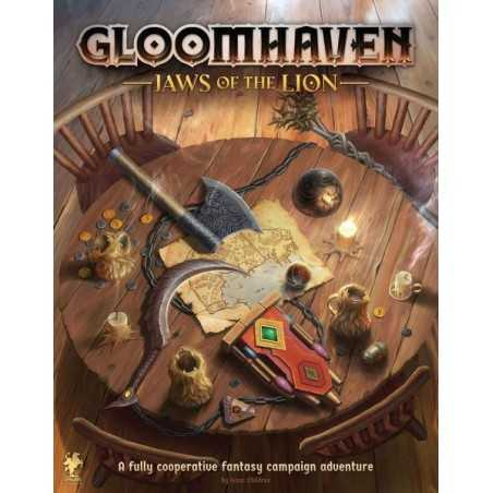 Gloomhaven Jaws of the Lion (English)
