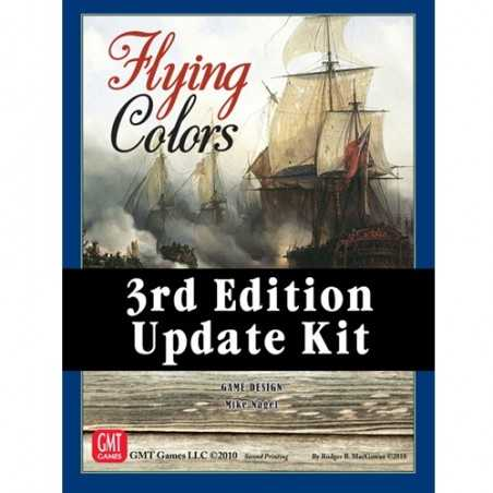 Flying Colors UPDATE KIT