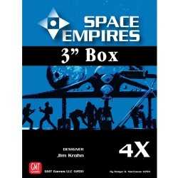 "Space Empires 3"" Box"