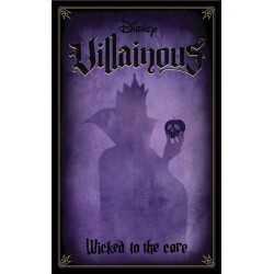 Wicked to the Core Villainous Disney