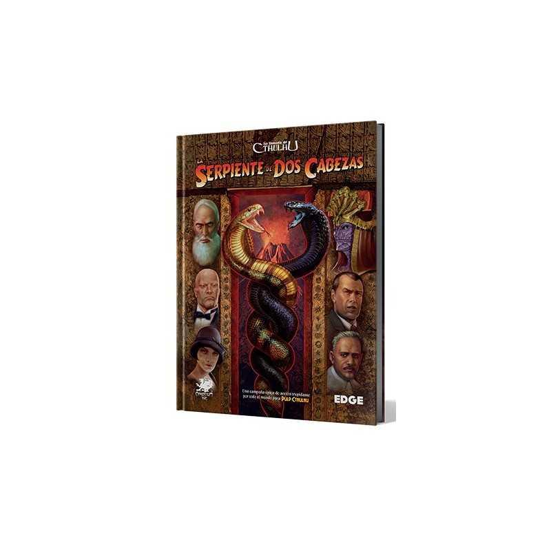 La serpiente de dos cabezas La llamada de Cthulhu (7ª edición)